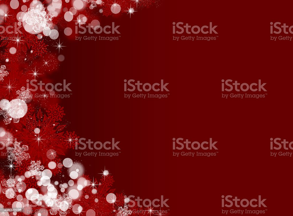 Christmas background. New year background stock photo