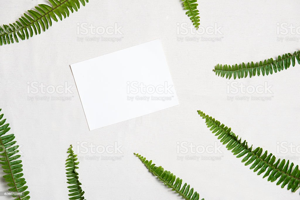 Christmas background with copy space composition stock photo