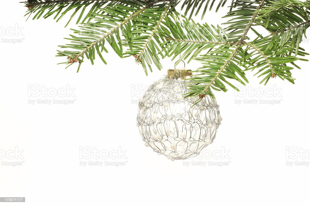 Christmas balls #23 royalty-free stock photo