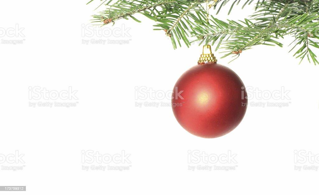 Christmas balls #24 royalty-free stock photo