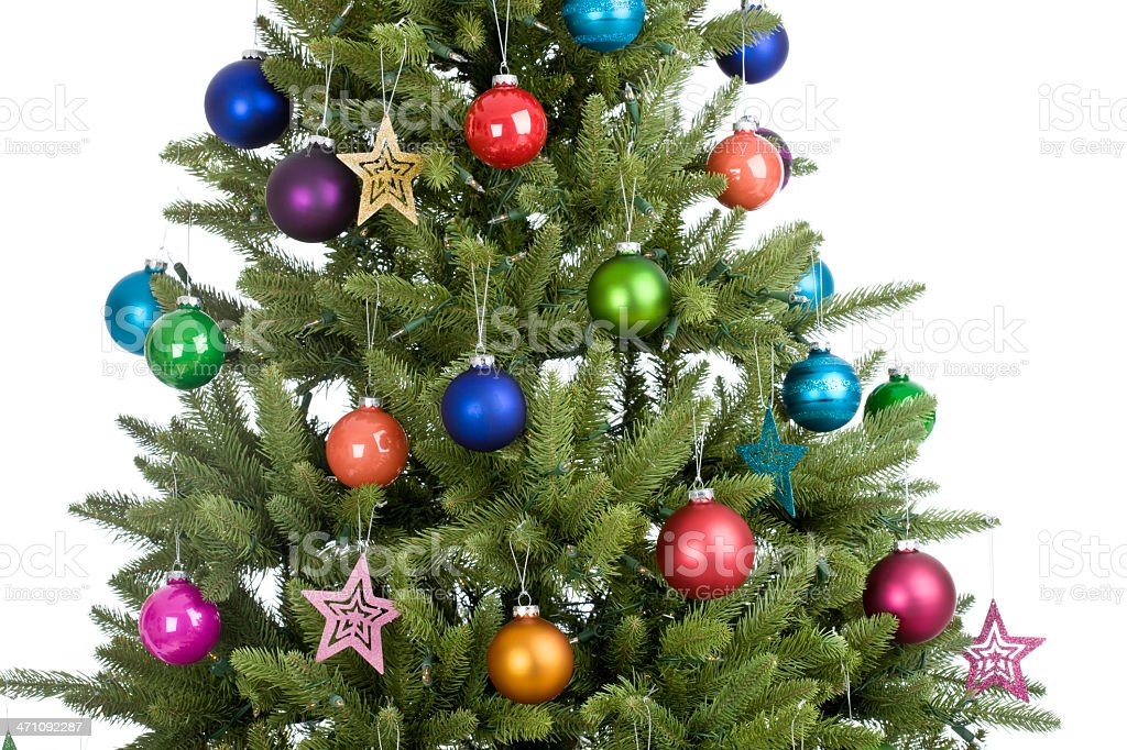 Christmas Balls (XXL) royalty-free stock photo