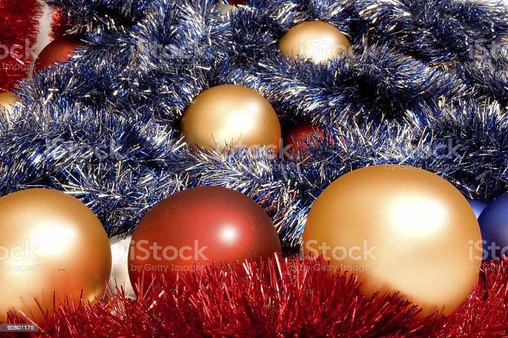Christmas balls #12 royalty-free stock photo