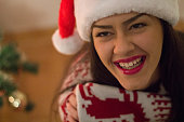 Christmas Beauty Women