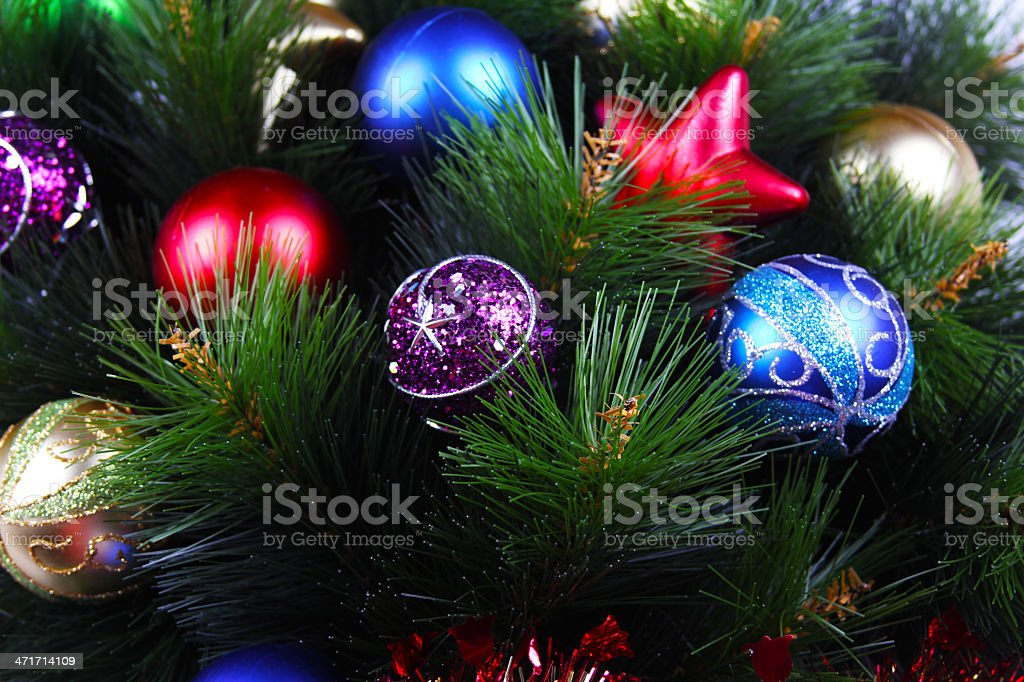 Christmas border royalty-free stock photo