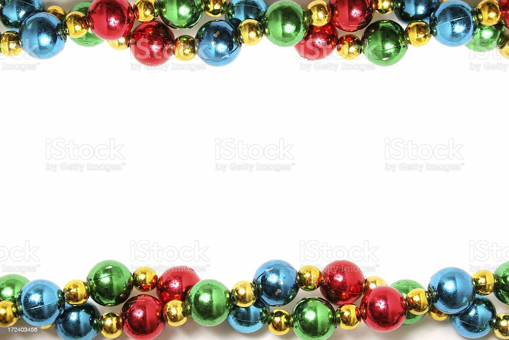 Christmas Borders stock photo