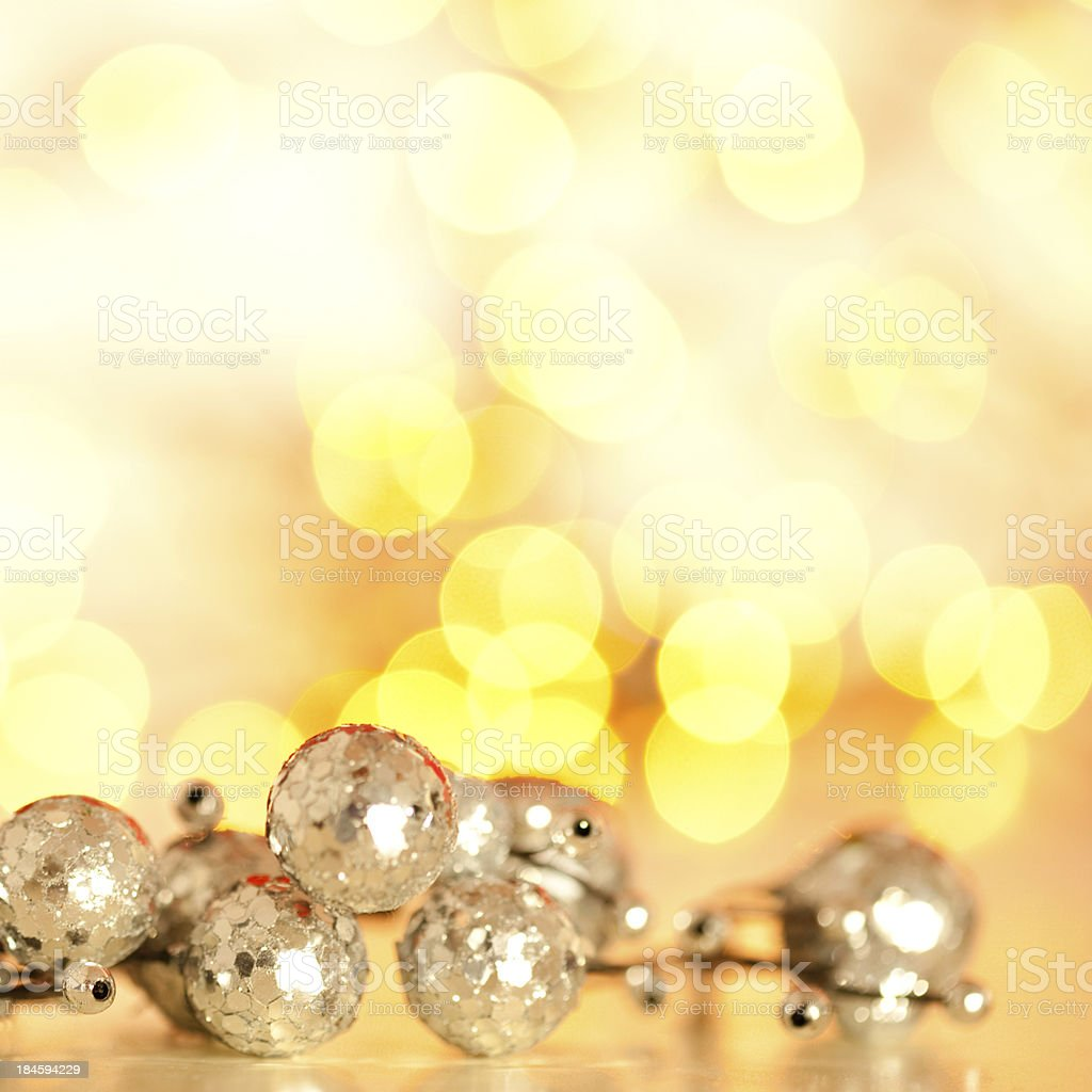 Christmas Card royalty-free stock photo