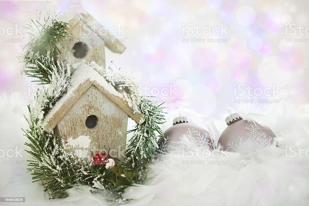 Christmas Card royalty-free stock photo