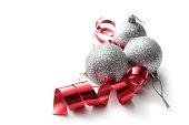 Christmas: Christmas Decoration Isolated on White Background