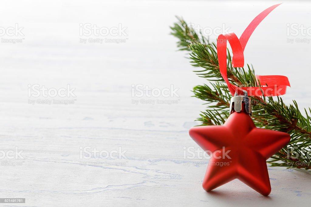 Christmas: Christmas Decoration stock photo