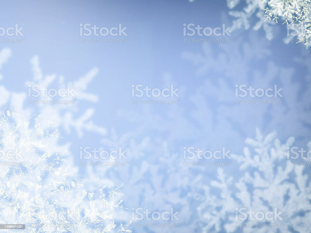 christmas chrystals2 royalty-free stock photo