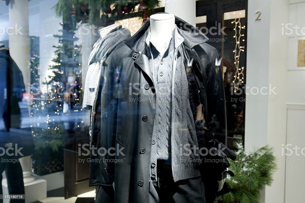 Christmas Clothes royalty-free stock photo