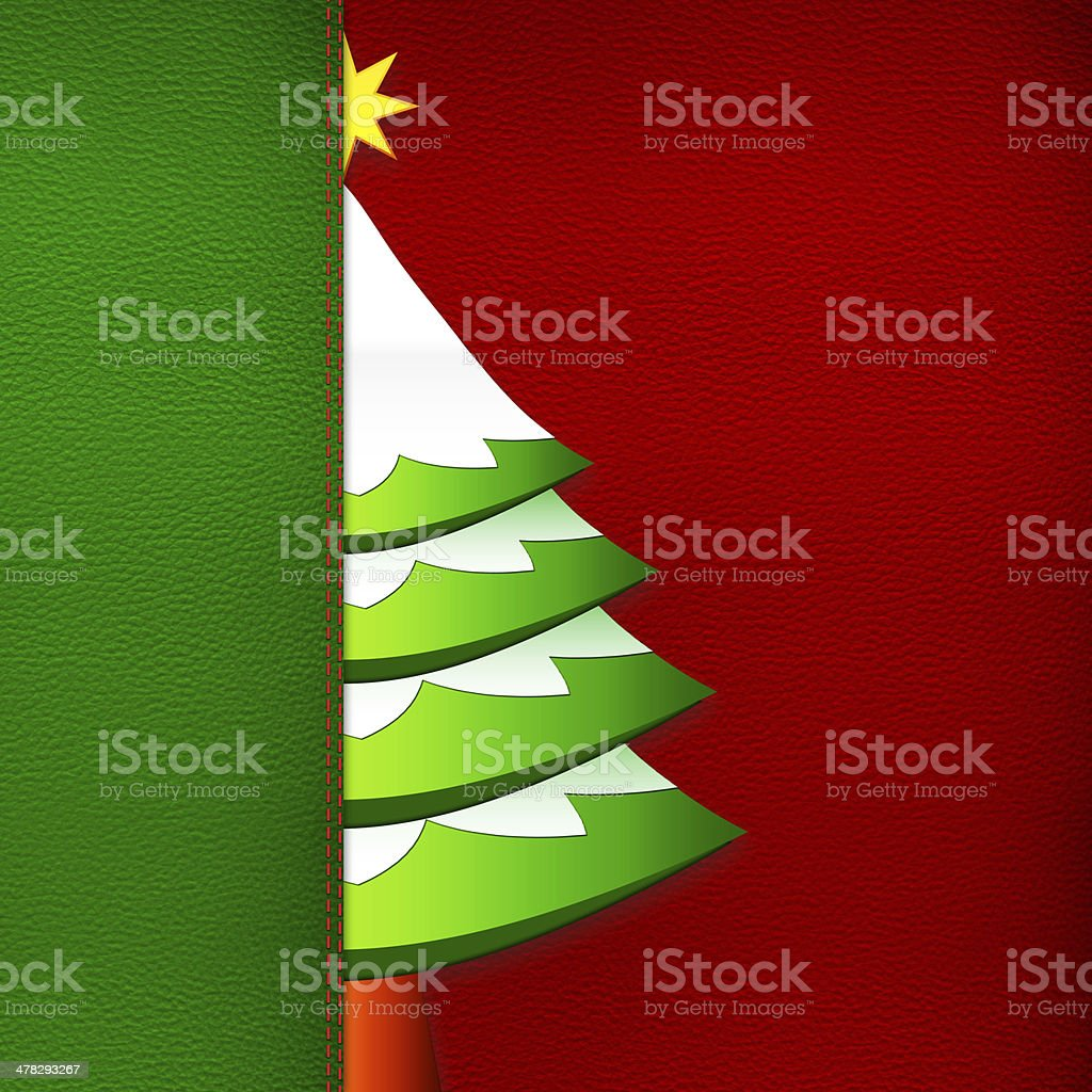 Christmas Day background Design royalty-free stock photo