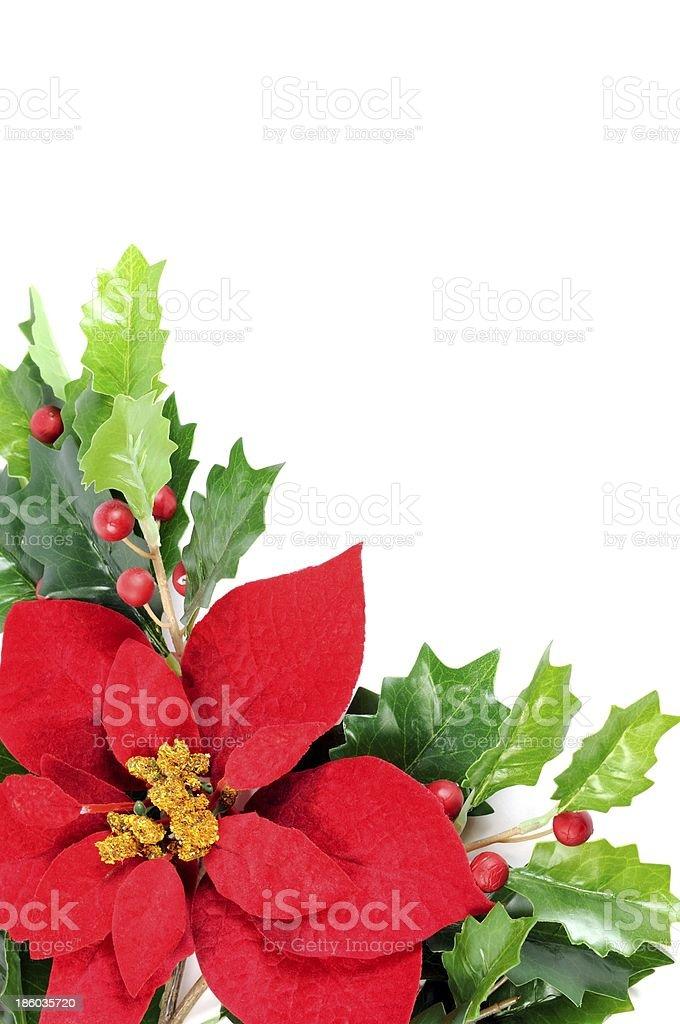 Christmas decor royalty-free stock photo