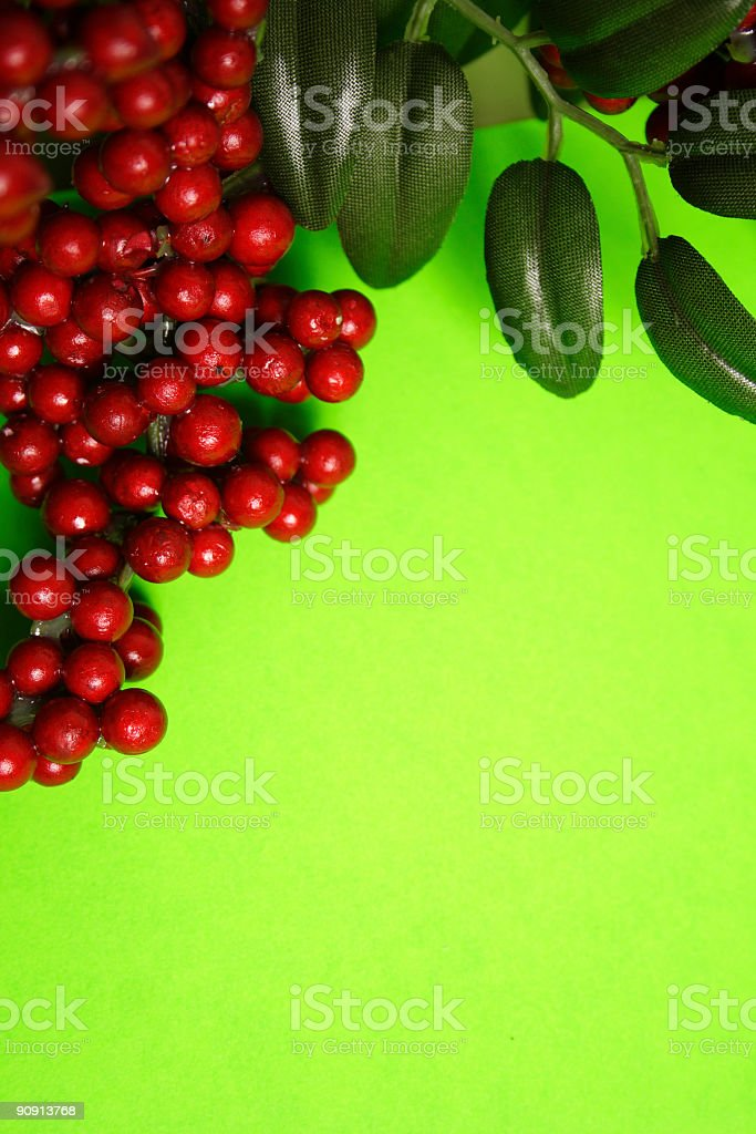 Christmas Decor royalty-free stock photo