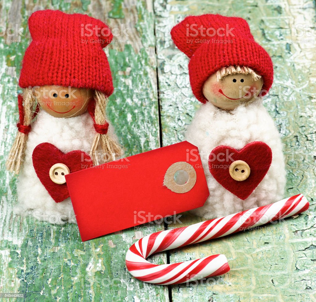 Christmas Decoration Concept stock photo