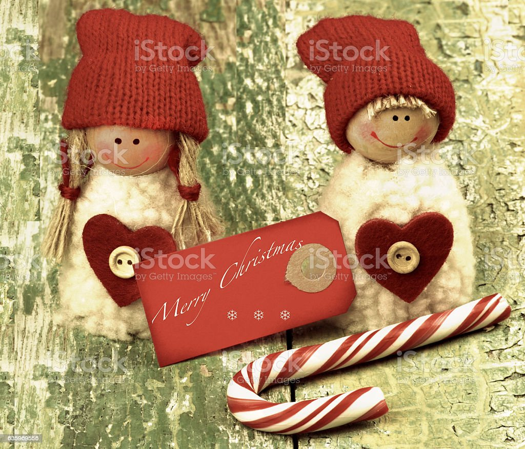 Christmas Decoration Concept stock photo