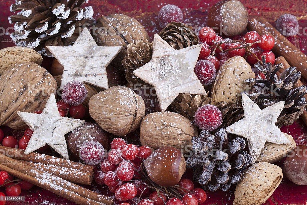 Decoração de Natal foto de stock royalty-free