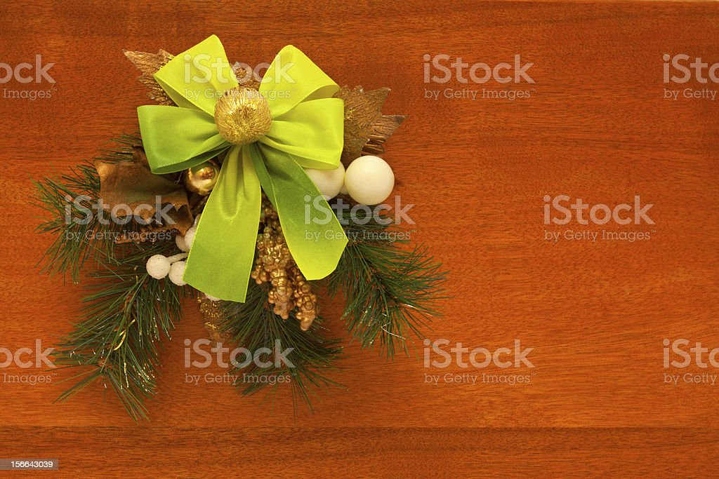 Christmas decoration . royalty-free stock photo