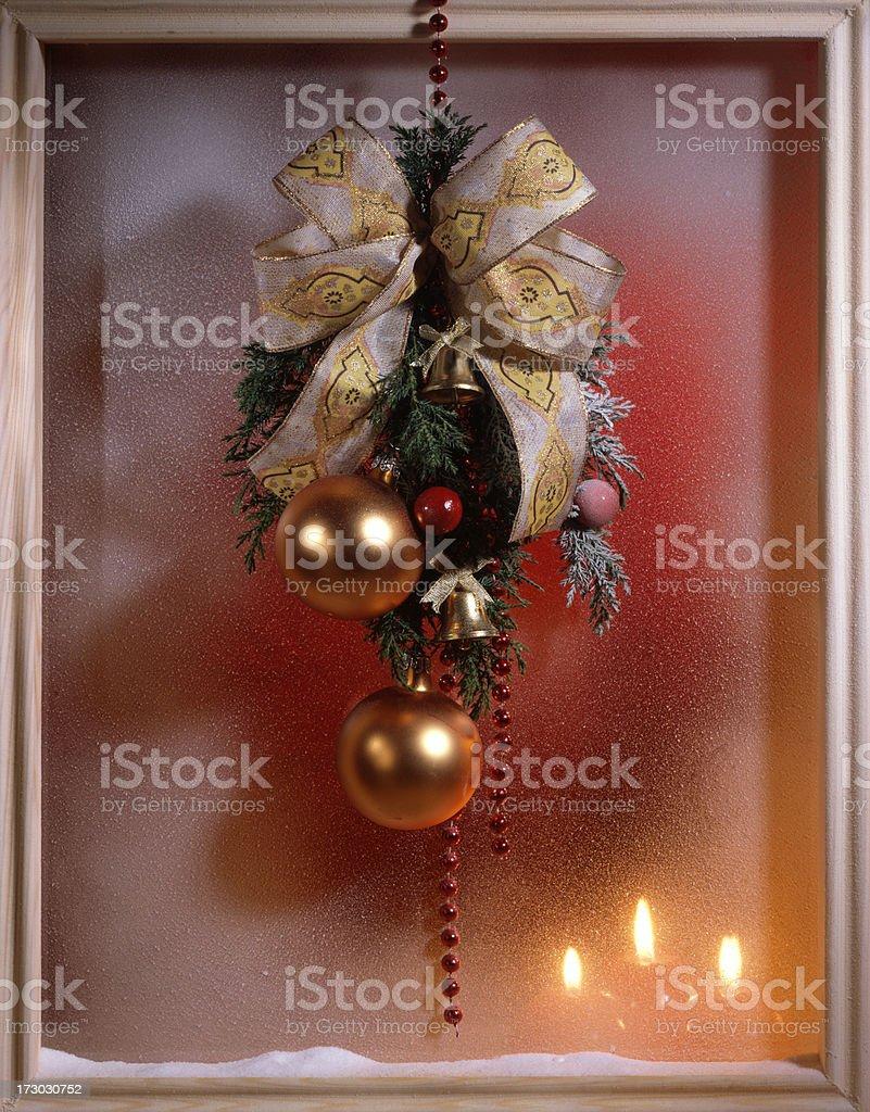 Christmas decoration. royalty-free stock photo