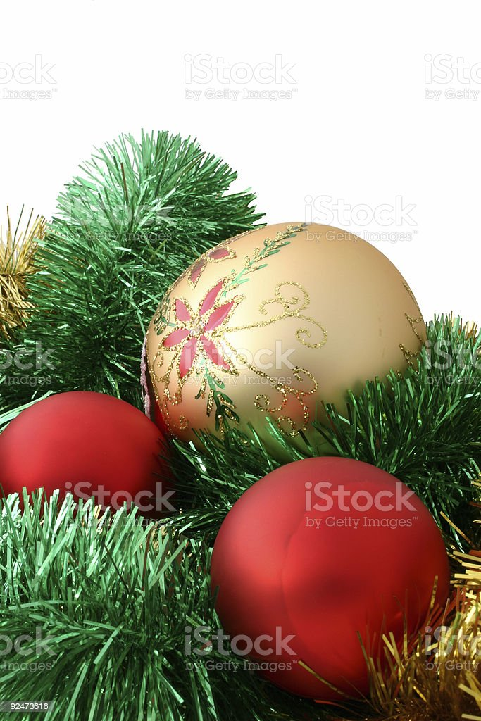 christmas decoration #5 royalty-free stock photo