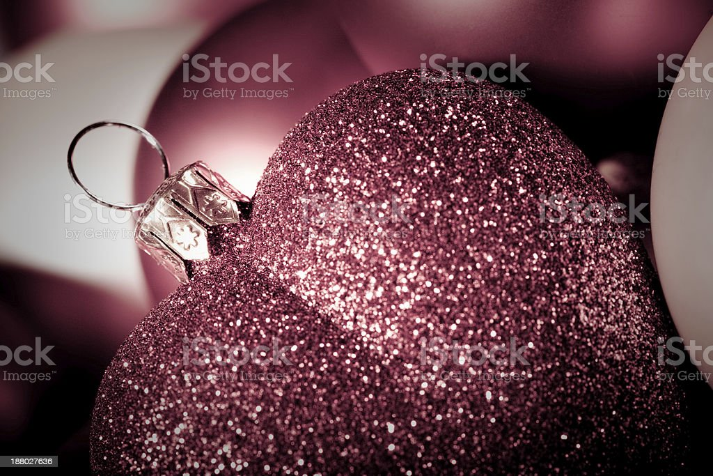 Christmas decoration - Stock Image royalty-free stock photo