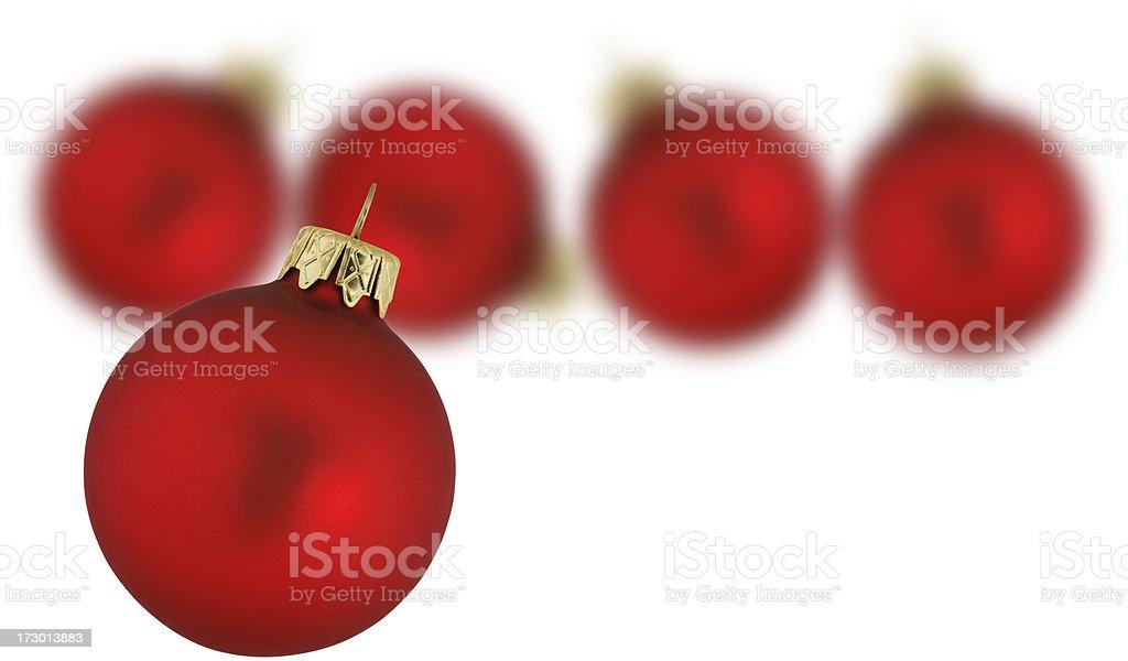 Christmas Decoration XXL stock photo