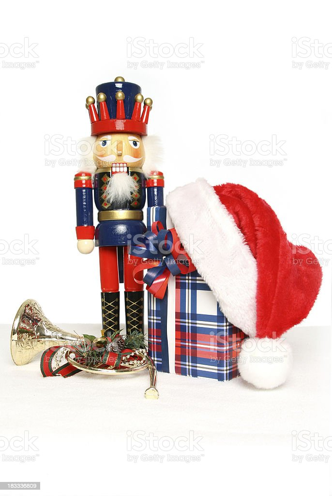 Christmas decorations 2 royalty-free stock photo