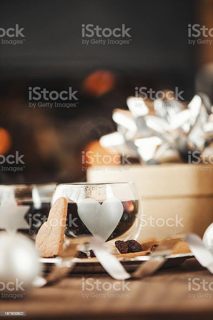 Christmas decorations royalty-free stock photo
