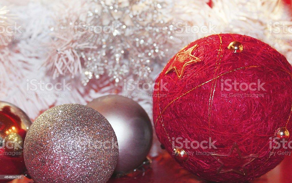 Decoración de Navidad foto de stock libre de derechos