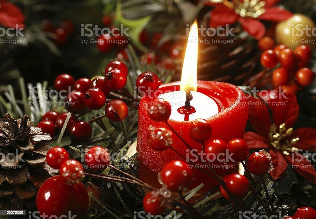 Christmas detail royalty-free stock photo