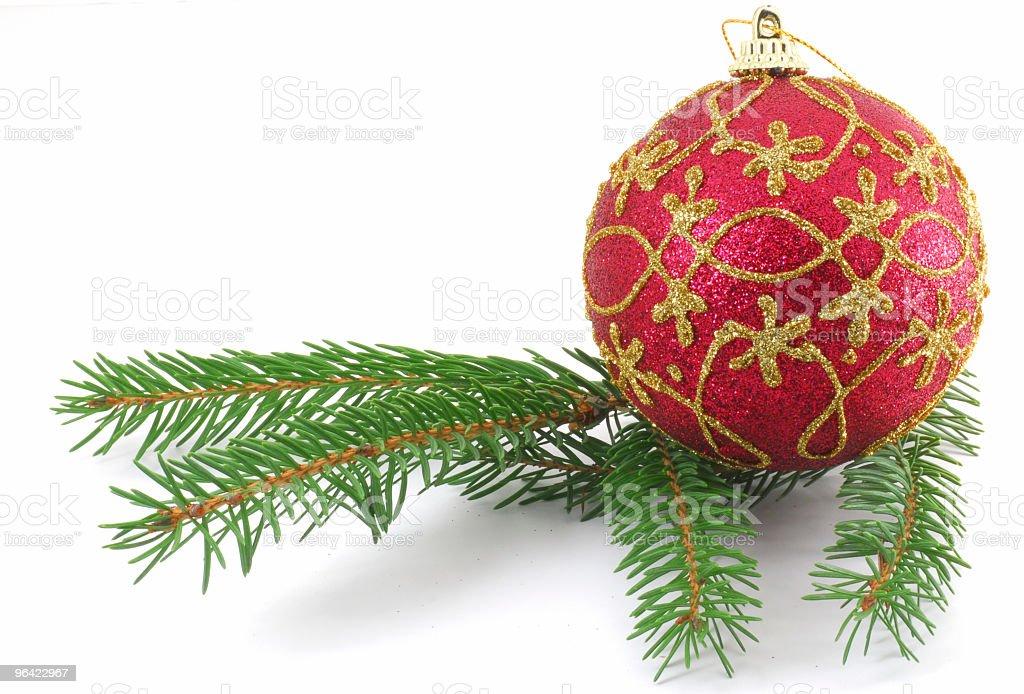 Christmas Detail stock photo