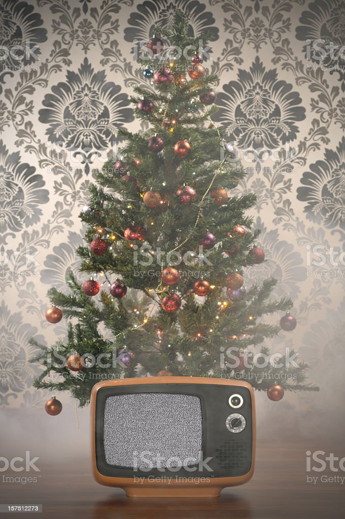 Christmas Dream (Clipping Path) royalty-free stock photo