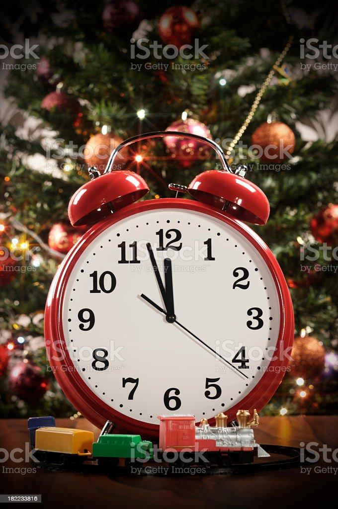 Christmas Express royalty-free stock photo