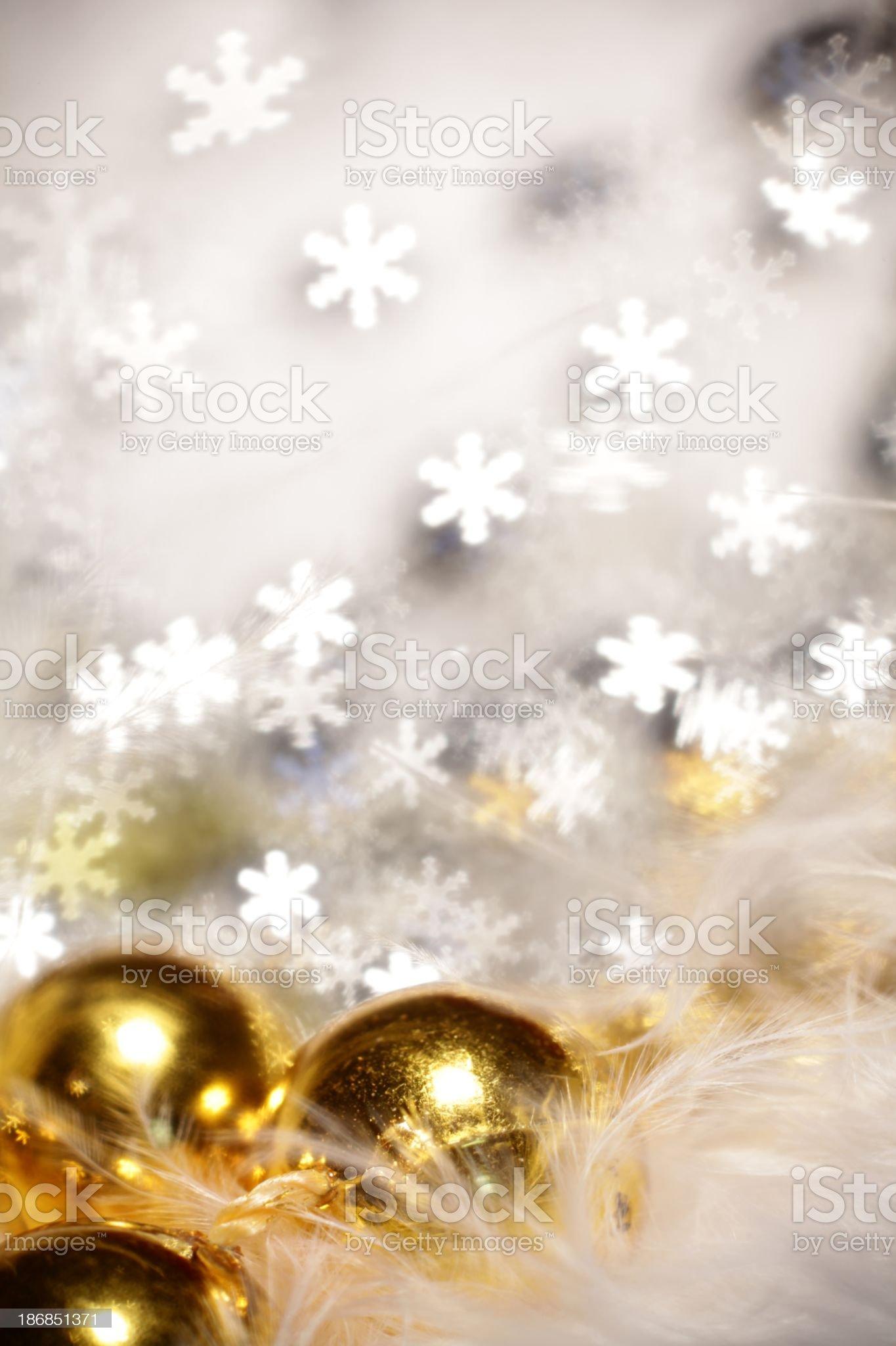 Christmas fantasy royalty-free stock photo