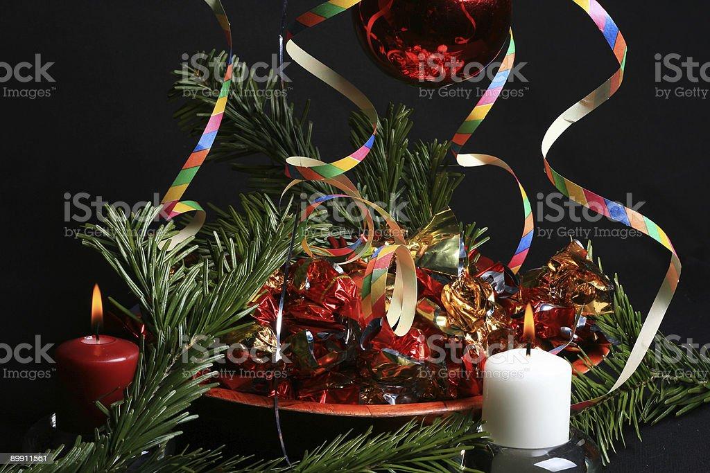 christmas feeling royalty-free stock photo
