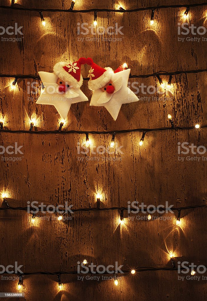 Christmas festive background royalty-free stock photo