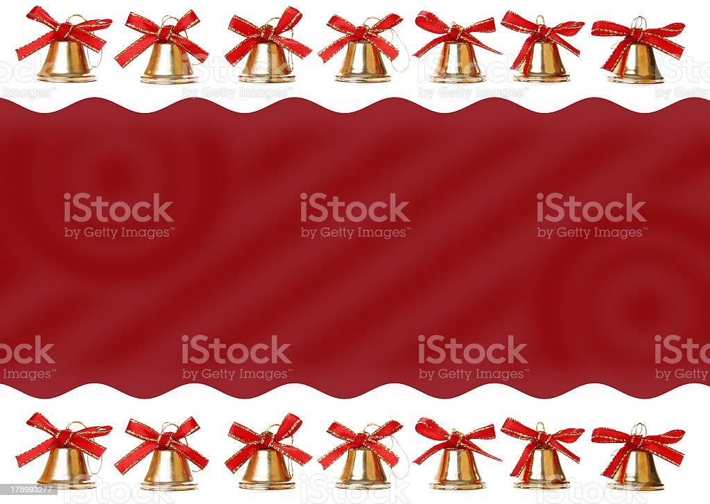 Christmas festive template - Add Text royalty-free stock photo