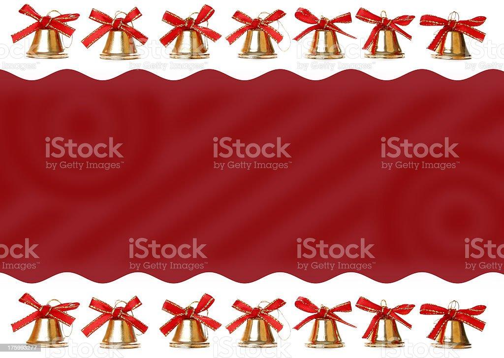 Christmas festive template - Add Text stock photo