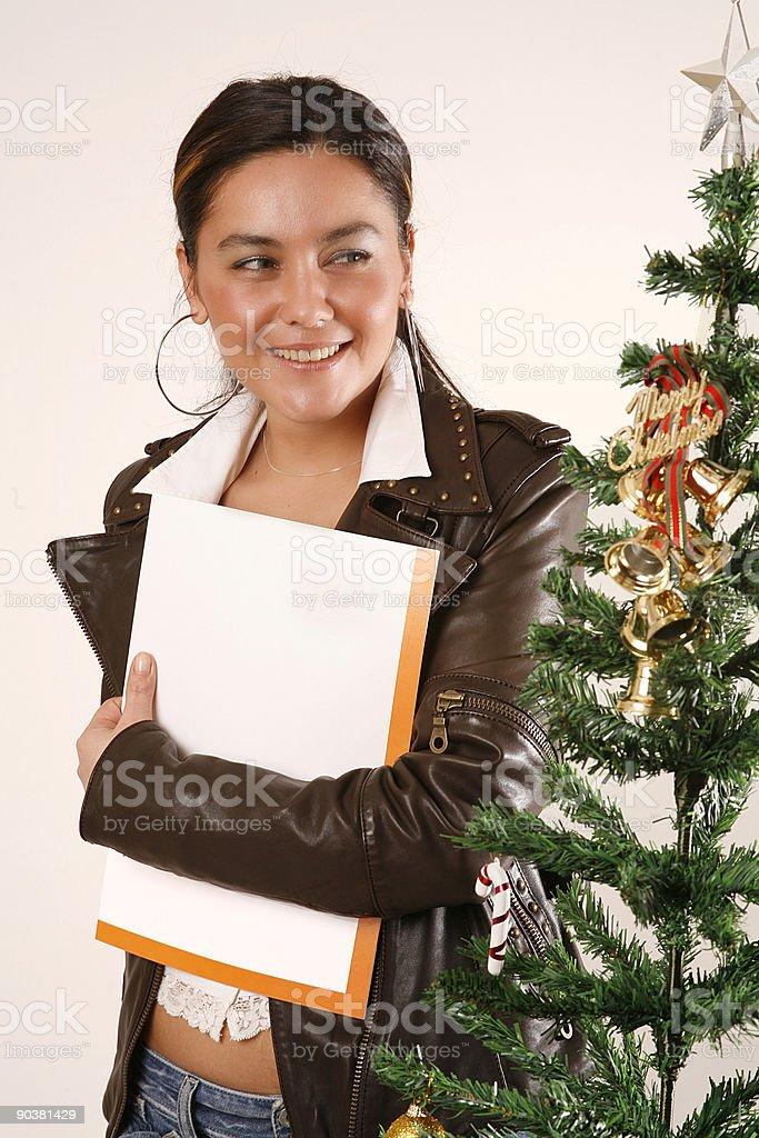 christmas file royalty-free stock photo