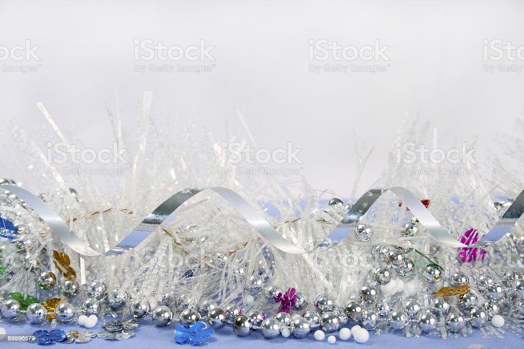 Christmas Frame royalty-free stock photo