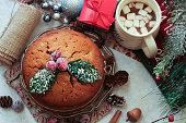 Christmas fruit cake kerala plum cake