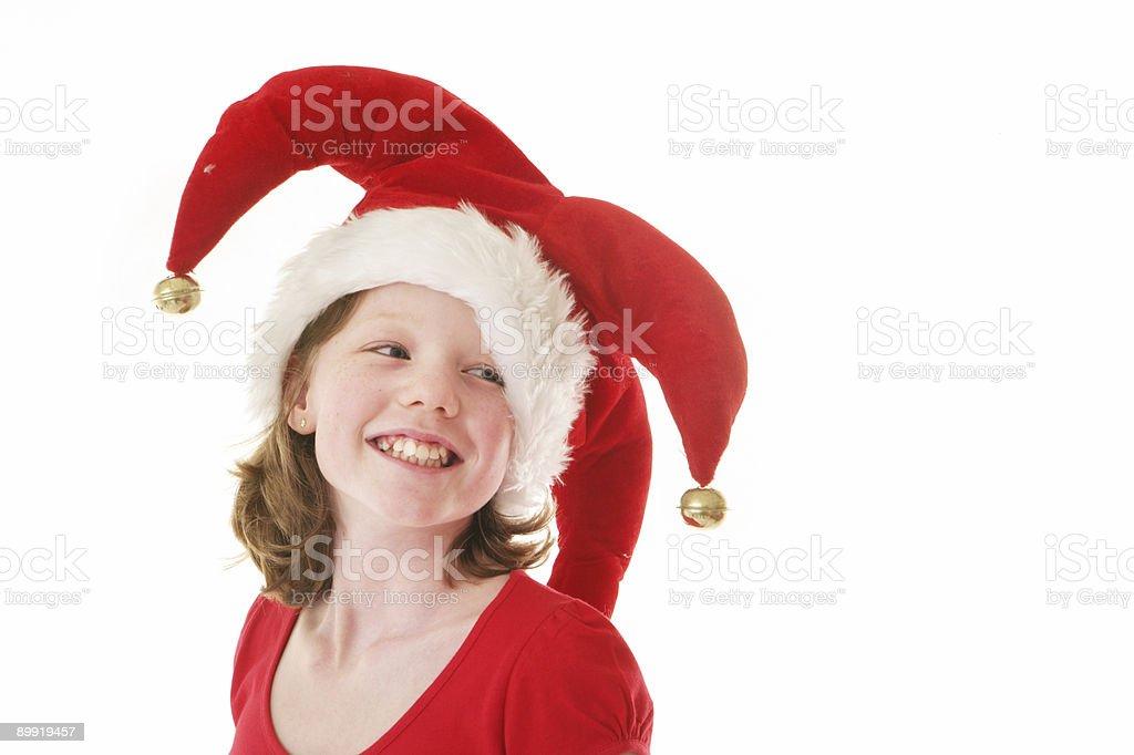 Christmas Games royalty-free stock photo