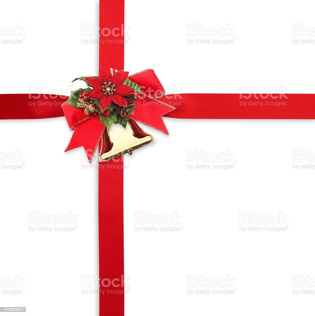 Christmas Gift image stock photo