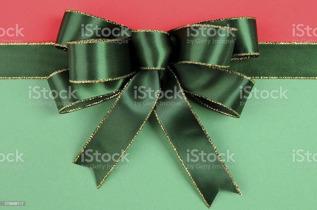 Christmas Gift! (XL) royalty-free stock photo