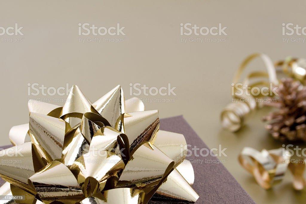 Christmas Giftbox stock photo