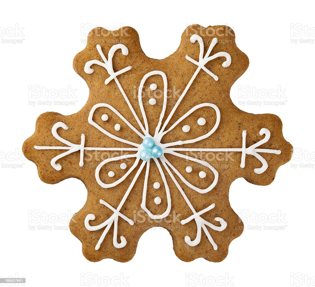 Christmas Gingerbread stock photo