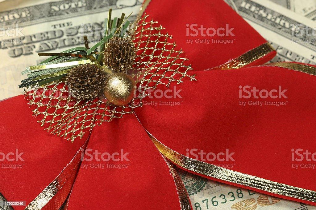 Christmas Green 20210 royalty-free stock photo