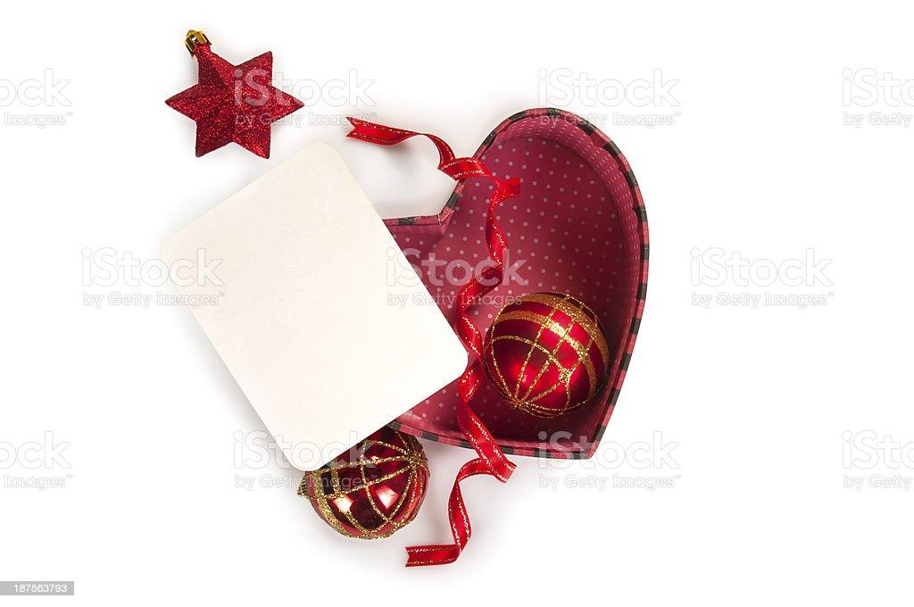 Christmas greetings royalty-free stock photo