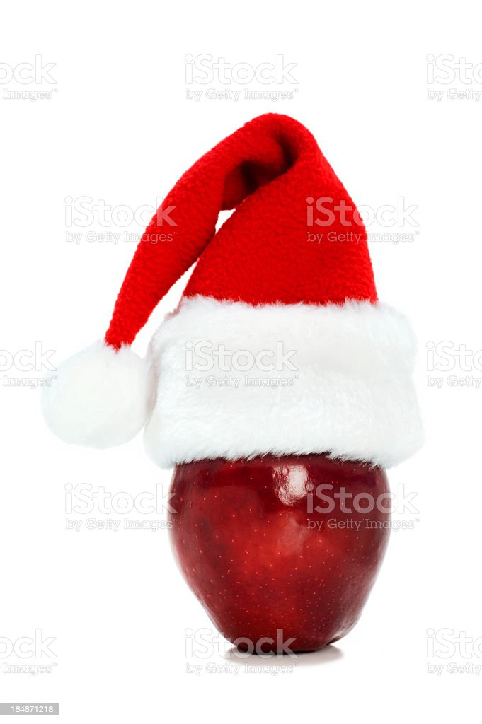 Christmas - Healthy Eating royalty-free stock photo