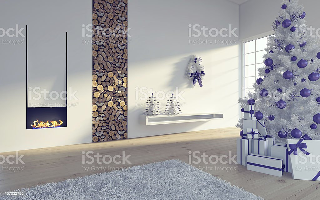 Christmas here royalty-free stock photo